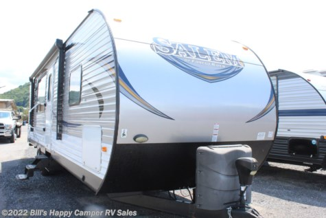 Used 2016 Forest River Salem T27RKSS For Sale by Bill's Happy Camper RV Sales available in Mill Hall, Pennsylvania