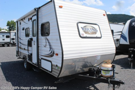 Used 2016 Coachmen Viking 17BH For Sale by Bill's Happy Camper RV Sales available in Mill Hall, Pennsylvania