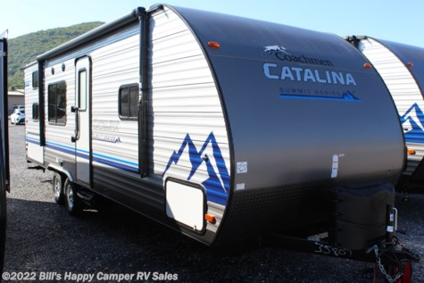 New 2020 Coachmen Catalina 261BH For Sale by Bill's Happy Camper RV Sales available in Mill Hall, Pennsylvania