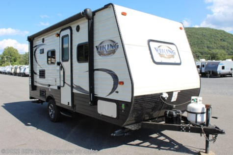 Used 2018 Coachmen Viking 17FQ For Sale by Bill's Happy Camper RV Sales available in Mill Hall, Pennsylvania