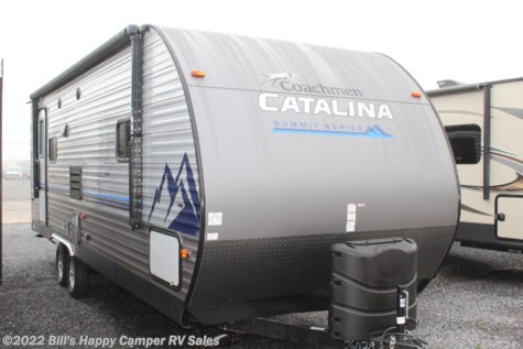 New 2020 Coachmen Catalina 231MKS For Sale by Bill's Happy Camper RV Sales available in Mill Hall, Pennsylvania
