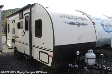 Used 2016 Palomino PaloMini 179 RDS For Sale by Bill's Happy Camper RV Sales available in Mill Hall, Pennsylvania