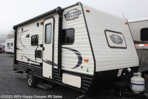 Used 2017 Coachmen Viking 17BH For Sale by Bill's Happy Camper RV Sales available in Mill Hall, Pennsylvania
