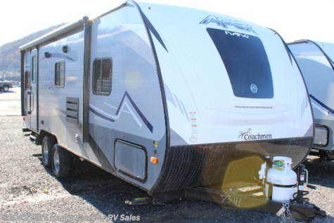 New 2020 Coachmen Apex 213RDS For Sale by Bill's Happy Camper RV Sales available in Mill Hall, Pennsylvania