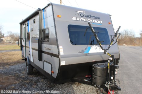 New 2020 Coachmen Catalina 192FQS For Sale by Bill's Happy Camper RV Sales available in Mill Hall, Pennsylvania