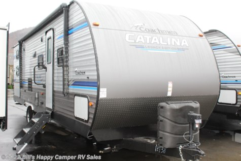 New 2020 Coachmen Catalina 293QBCK For Sale by Bill's Happy Camper RV Sales available in Mill Hall, Pennsylvania