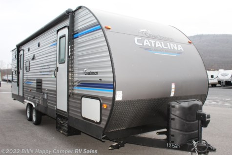 New 2020 Coachmen Catalina 263BHSCK For Sale by Bill's Happy Camper RV Sales available in Mill Hall, Pennsylvania
