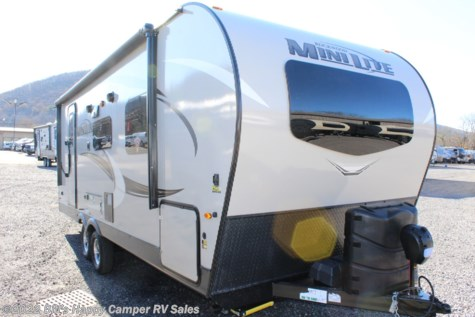 New 2020 Forest River Rockwood Mini Lite 2511S For Sale by Bill's Happy Camper RV Sales available in Mill Hall, Pennsylvania