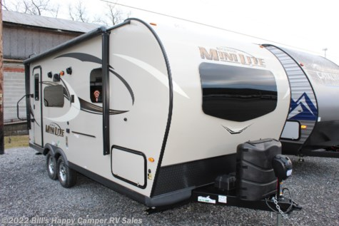 New 2020 Forest River Rockwood Mini Lite 2109S For Sale by Bill's Happy Camper RV Sales available in Mill Hall, Pennsylvania