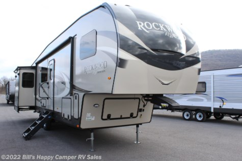 New 2020 Forest River Rockwood Ultra Lite 2898KS For Sale by Bill's Happy Camper RV Sales available in Mill Hall, Pennsylvania