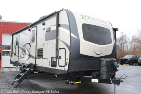 New 2020 Forest River Rockwood Ultra Lite 2608BS For Sale by Bill's Happy Camper RV Sales available in Mill Hall, Pennsylvania