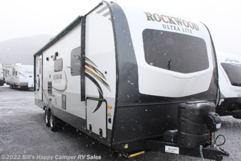 New 2020 Forest River Rockwood Ultra Lite 2606WS For Sale by Bill's Happy Camper RV Sales available in Mill Hall, Pennsylvania