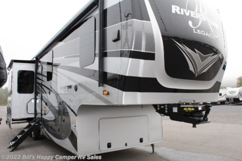 New 2020 Forest River RiverStone 37MRE For Sale by Bill's Happy Camper RV Sales available in Mill Hall, Pennsylvania