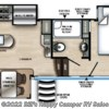New 2020 Forest River Sandpiper 321RL For Sale by Bill's Happy Camper RV Sales available in Mill Hall, Pennsylvania