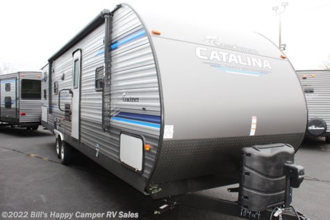 New 2020 Coachmen Catalina 303QBCK For Sale by Bill's Happy Camper RV Sales available in Mill Hall, Pennsylvania