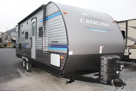 New 2020 Coachmen Catalina 243RBS For Sale by Bill's Happy Camper RV Sales available in Mill Hall, Pennsylvania