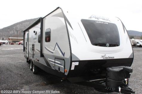 New 2020 Coachmen Apex 265RBSS For Sale by Bill's Happy Camper RV Sales available in Mill Hall, Pennsylvania