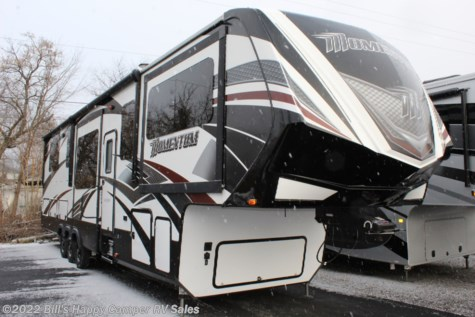 Used 2016 Grand Design Momentum 376TH For Sale by Bill's Happy Camper RV Sales available in Mill Hall, Pennsylvania