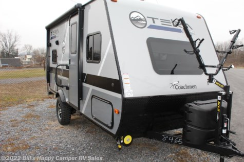New 2020 Coachmen Apex 15T For Sale by Bill's Happy Camper RV Sales available in Mill Hall, Pennsylvania