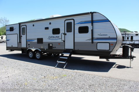 New 2021 Coachmen Catalina 323BHDSCK For Sale by Bill's Happy Camper RV Sales available in Mill Hall, Pennsylvania