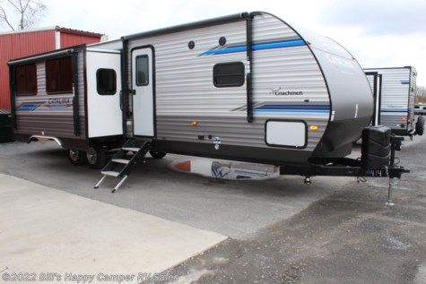 New 2021 Coachmen Catalina 333BHTSCK For Sale by Bill's Happy Camper RV Sales available in Mill Hall, Pennsylvania