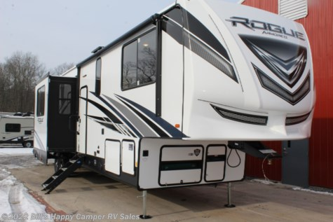 New 2020 Forest River Vengeance Rogue Armored 351 For Sale by Bill's Happy Camper RV Sales available in Mill Hall, Pennsylvania
