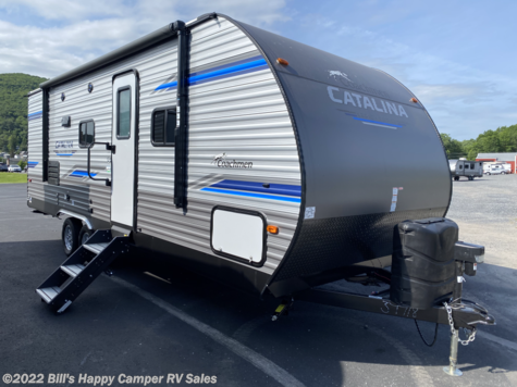 New 2021 Coachmen Catalina 243RBS For Sale by Bill's Happy Camper RV Sales available in Mill Hall, Pennsylvania