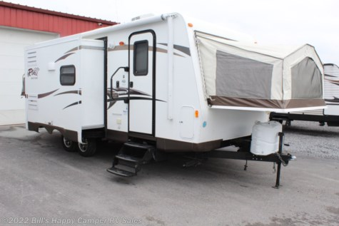 Used 2015 Forest River Rockwood Roo 23IKSS For Sale by Bill's Happy Camper RV Sales available in Mill Hall, Pennsylvania