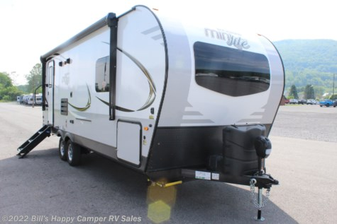 New 2021 Forest River Rockwood Mini Lite 2512S For Sale by Bill's Happy Camper RV Sales available in Mill Hall, Pennsylvania