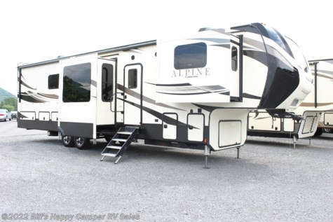 Used 2019 Keystone Alpine 3711KP For Sale by Bill's Happy Camper RV Sales available in Mill Hall, Pennsylvania