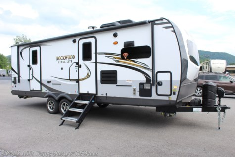 New 2021 Forest River Rockwood Ultra Lite 2608BS For Sale by Bill's Happy Camper RV Sales available in Mill Hall, Pennsylvania