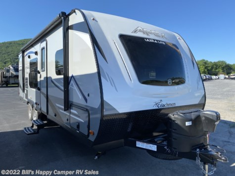 New 2021 Coachmen Apex 251RBK For Sale by Bill's Happy Camper RV Sales available in Mill Hall, Pennsylvania