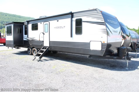 Used 2020 Keystone Hideout 32RDDS For Sale by Bill's Happy Camper RV Sales available in Mill Hall, Pennsylvania