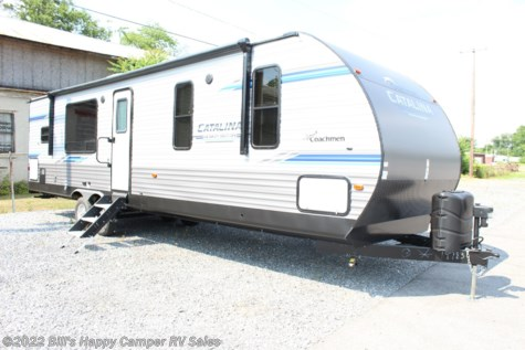 New 2021 Coachmen Catalina 303RKDS For Sale by Bill's Happy Camper RV Sales available in Mill Hall, Pennsylvania