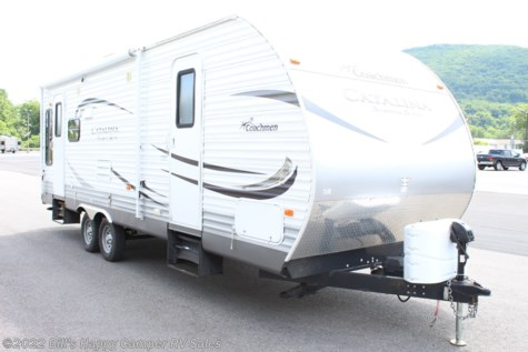 Used 2013 Coachmen Catalina 252RLS For Sale by Bill's Happy Camper RV Sales available in Mill Hall, Pennsylvania