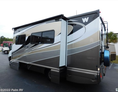 Luxury 2007 Winnebago View 23J Class C RV For Sale By Owner In Charleston