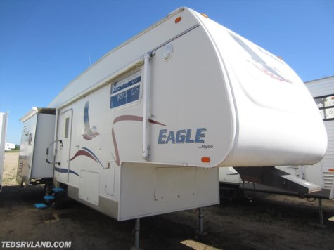 Used 2005 Jayco Eagle 291 RLTS For Sale by Ted's RV Land available in  Paynesville, Minnesota