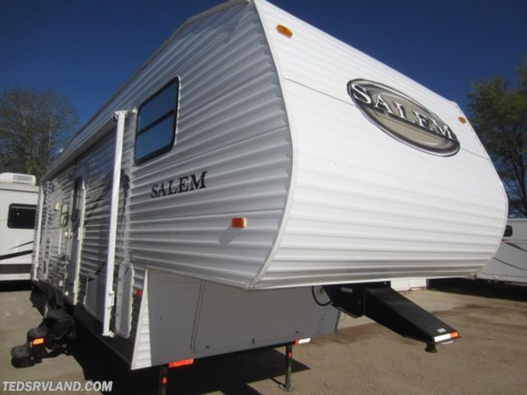 2011 Forest River Salem  28 BHSS