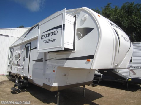 2012 Forest River Rockwood Signature Ultra Lite  8285WS