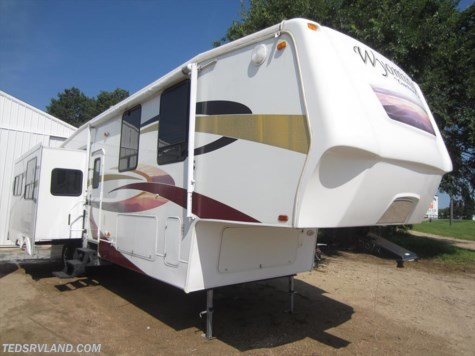 2008 Coachmen Wyoming   362SIQS
