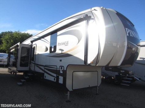 2017 Jayco Pinnacle  36FBTS