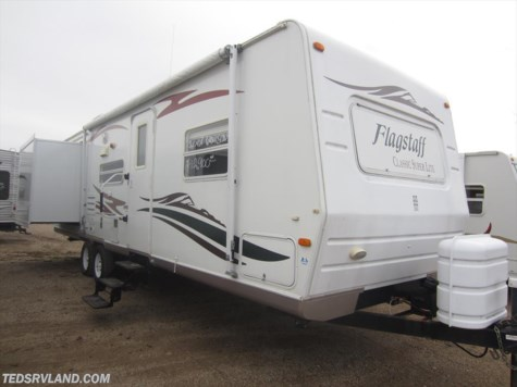 2007 Forest River Flagstaff Super Lite/Classic  831BHSS