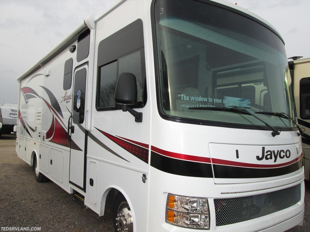 Model MIDDLEBURY, Ind  Jayco, Inc Introduced A New Gas Class A Offering, The Alante Nationally Advertised At $79,995 USD Base Price For The 31L And 31V Models, The Alante Class A Motorhome Will Initially Be Available In Four Floorplans And