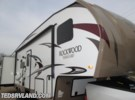 2017 Forest River Rockwood Signature Ultra Lite 8301WS