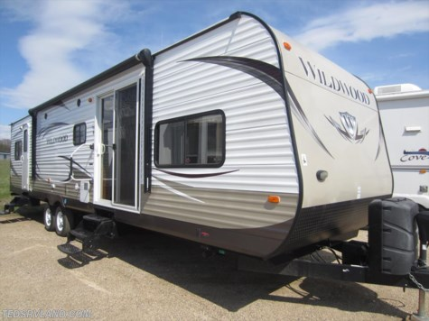 2013 Forest River Wildwood  36BHBS