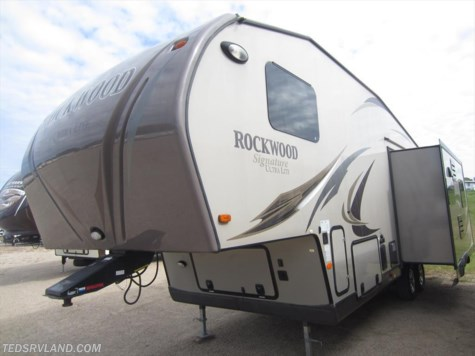2012 Forest River Rockwood Signature Ultra Lite  8289WS