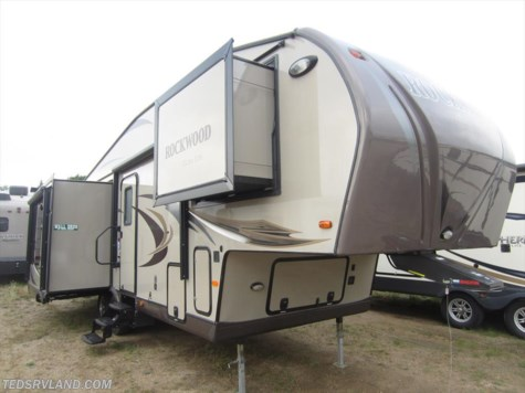 2013 Forest River Rockwood Signature Ultra Lite  8289WS
