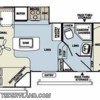 2013 Forest River Rockwood Signature Ultra Lite 8289WS floorplan image