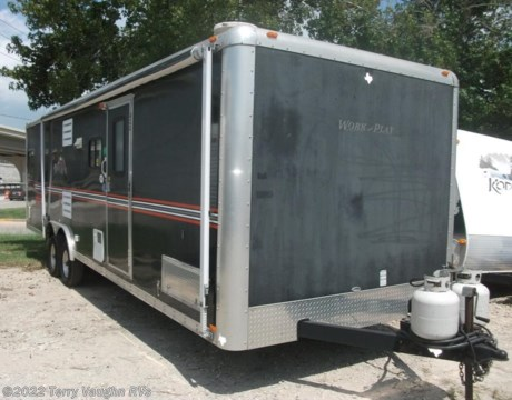 S06wp7217u 2006 Forest River Work And Play 28br For
