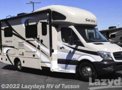 New 2016  Thor Motor Coach Four Winds Siesta Sprinter 24SA by Thor Motor Coach from Lazydays in Tucson, AZ